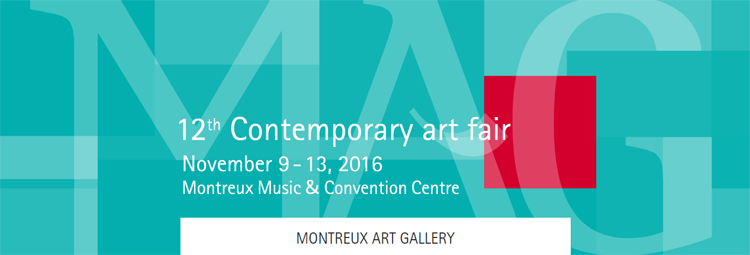 MAG Montreux Art Gallery 2016