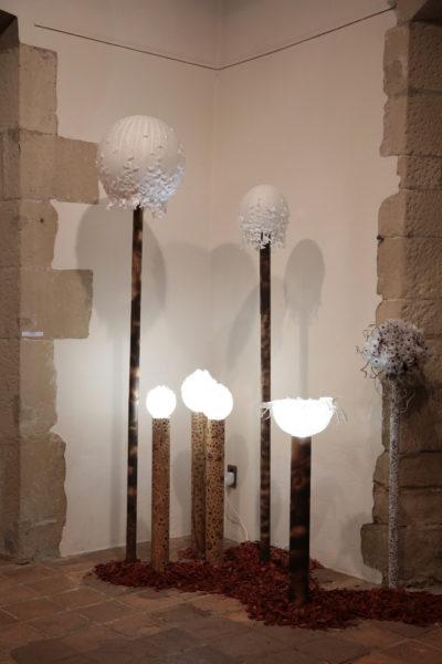 Luminaire en Papier de Pauline Wateau