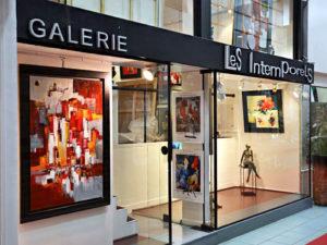 Galerie les Intemporels Clermont Ferrand