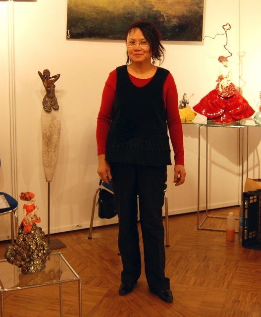 Pauline Wateau Artiste Céramiste Raku