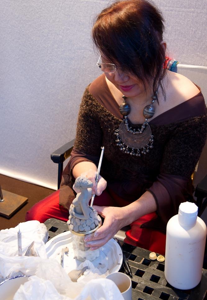 Pauline Wateau Sculpteur
